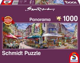 Schmidt - Lente in de Lucht - 1000 stukjes  Panorama