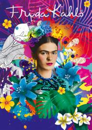 Bluebird - Frida Kahlo - 1500 stukjes