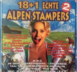 18+1 Echte Alpenstampers - deel 2