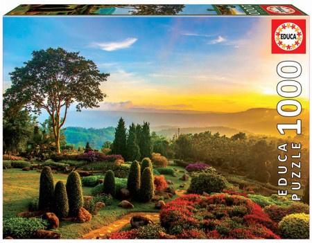 Educa - Beautiful Garden - 1000 stukjes