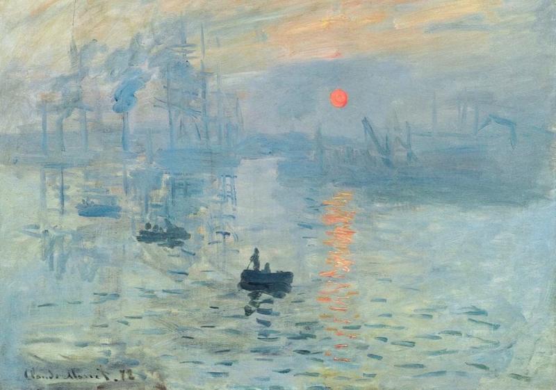 Londji Claude Monet - Impression - 150 stukjes