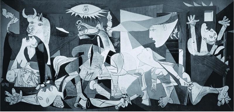 Educa Pablo Picasso - Guernica - 1000 Stukjes  Miniatuurserie