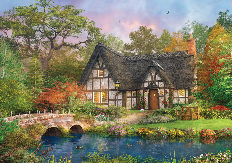 KS - The Stonebridge Cottage - 2000 stukjes