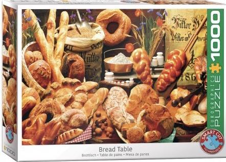 Eurographics 5626 - Bread Table - 1000 stukjes