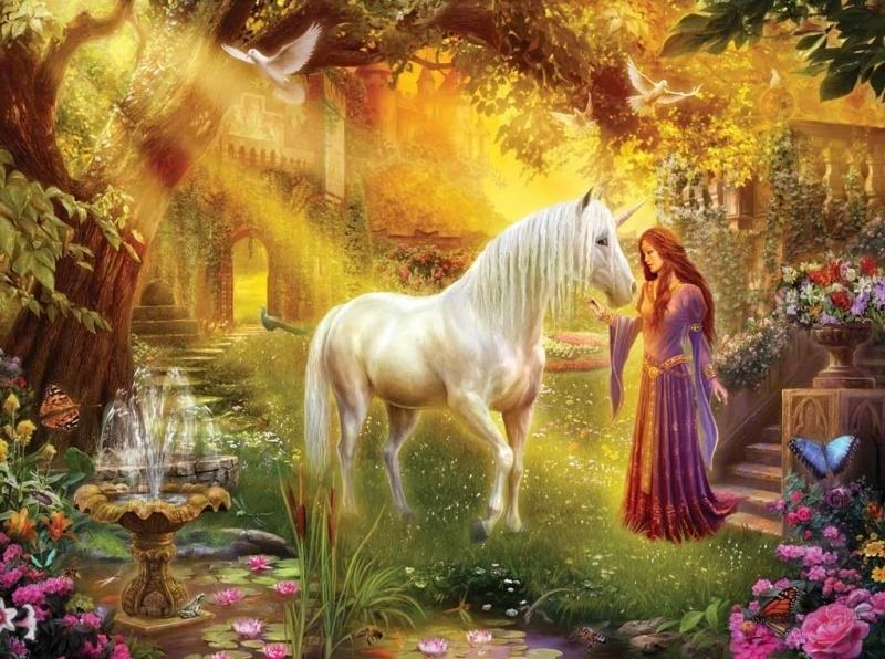 SunsOut 24406 - The Secret Garden - 1000 stukjes