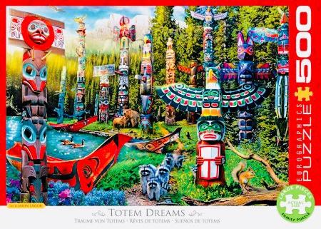 Eurographics 5361 - Totem Dream - 500XL stukjes