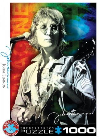 Eurographics 0808 - John Lennon Live in New York - 1000 stukjes