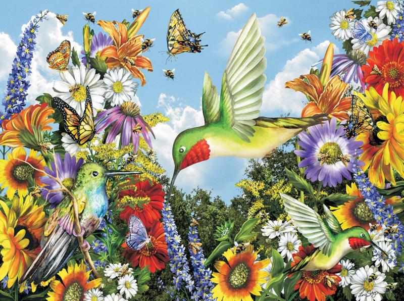 SunsOut 34940 - Save the Bees - 300XL stukjes