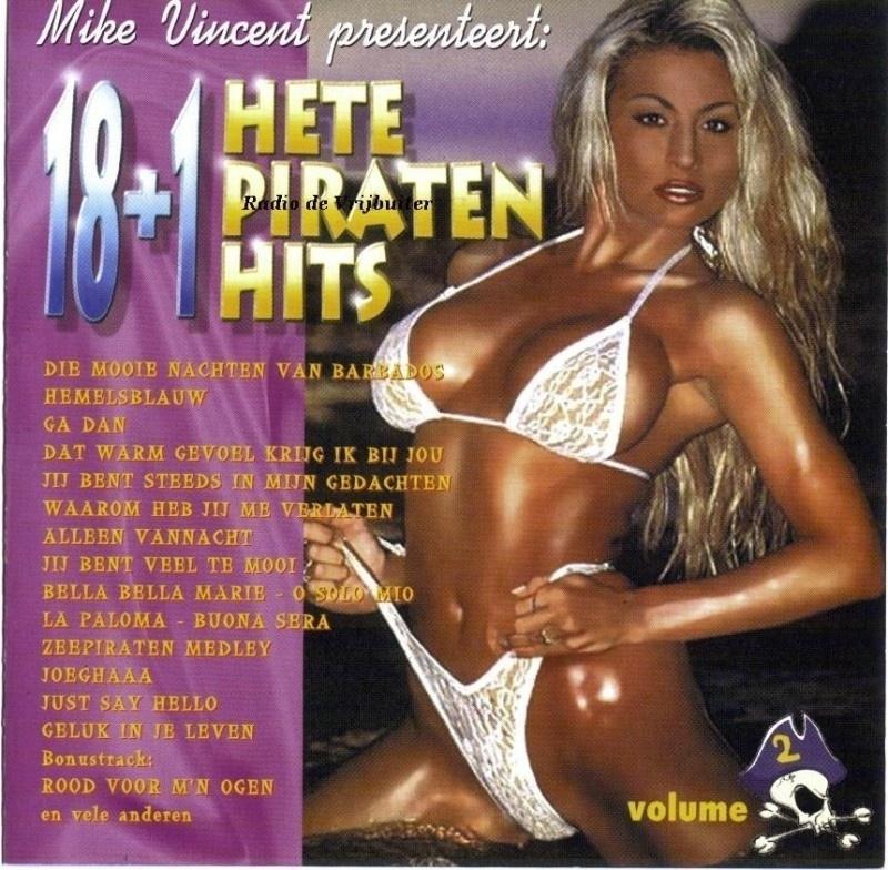 18+1 Hete Piratenhits - deel 2
