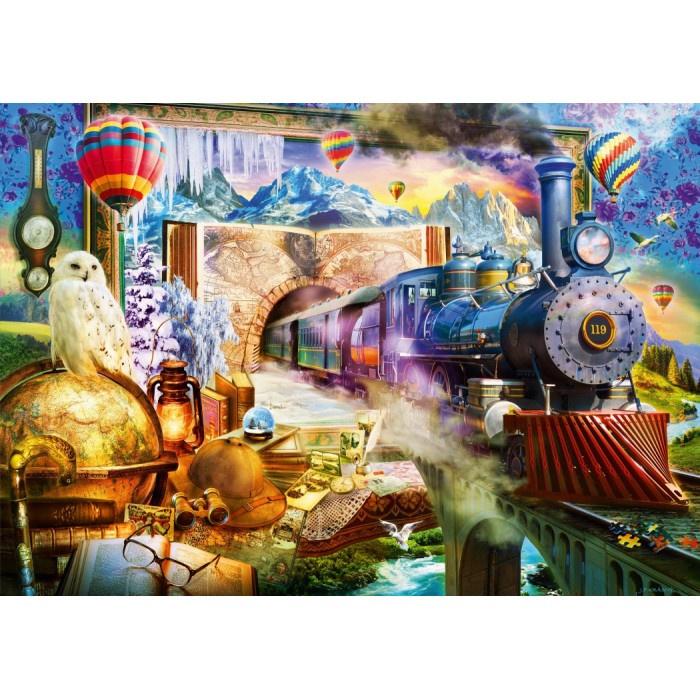 Bluebird - Magical Journey - 1000 stukjes