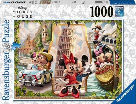 Ravensburger Disney - Mickey Mouse - 1000 stukjes