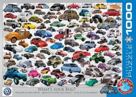 Eurographics 0815 - What's Your Bug? - 1000 stukjes