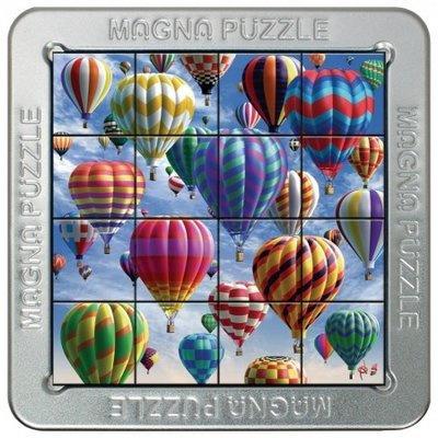 TFF 3D Magna Puzzle Small - Balloons - 16 stukjes