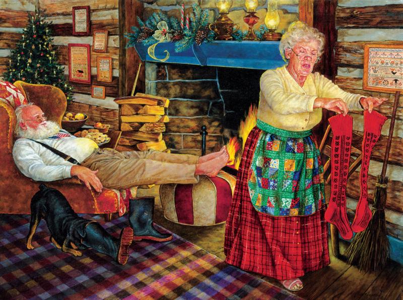SunsOut 44626 - The Warm Scent of Home - 1000 stukjes