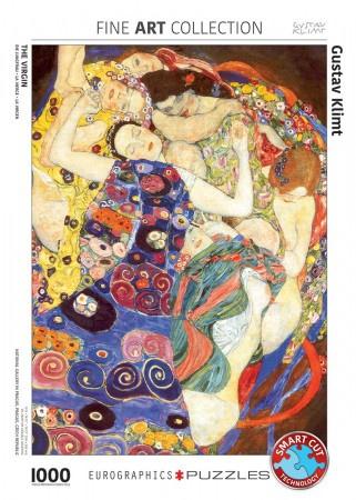 Eurographics Gustav Klimt - The Virgin - 1000 stukjes