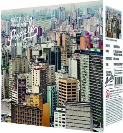 KOE - Sao Paulo - 1000 stukjes