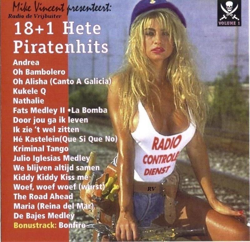 18+1 Hete Piratenhits - deel 1