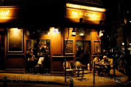 Parijs - café