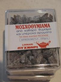 """Orthodoxe kerkwierook """"gardenia"""" 100 gram"""