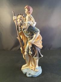 Christoffel, resin, 22cm (4)