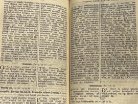 Mis en Vesper boek, 1923,  incl. standaard en foudraal.
