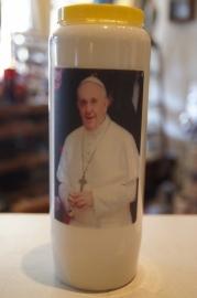 Noveenkaars Paus Franciscus