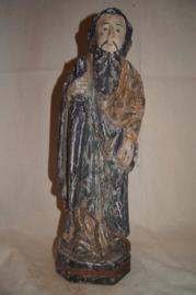 Paulus, Goa houtsnijwerk 18e eeuw (7)