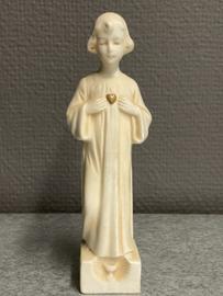 Kindje Jezus, Heilige Communie, 15 cm, porselein (8)