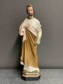 Jozef, gips, 35 cm (8)