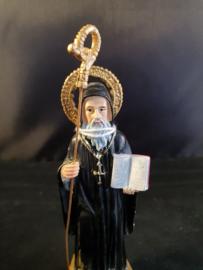 Benedictus, resin, 13cm (21)