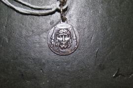 Medaille Christus / Veronica doek 1.5 cm