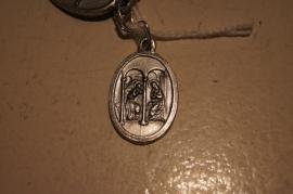 Devotie medaille Maria Boodschap