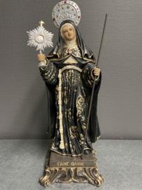 Clara van Assisi, 37 cm, geperst marmer (0)