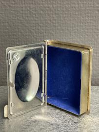 Rozenkrans doosje, Antonius van Padua, 6 x 5 cm