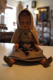 Bernadette Soubirous, popje jaren 50, 23 cm (10)