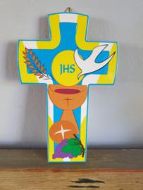 Kinderkruis I.H.S., 17x10 cm (24)