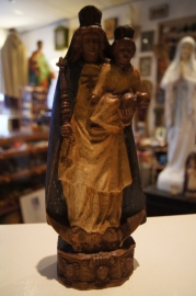 .Maria met kind, ceracas, 26 cm.