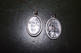 Maximiliaan Kolbe medaille 2 cm