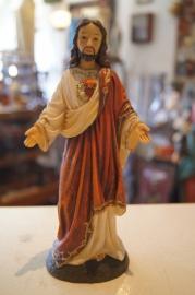 Jezus H.H. 20 cm resin