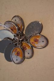 Devotie medaille Paus Franciscus 2.5 cm