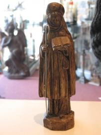 .Heilige Bona van Pisa 23 cm gips