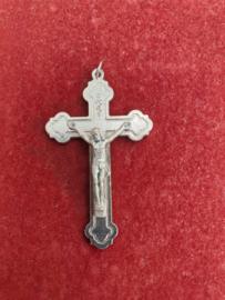 Metaal kruisje, 5 cm