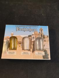 Bethlehem olie, steen en water (3)