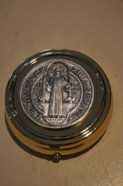 Pyxis, Hostie doosje, Benedictus 4.5 cm doorsnee