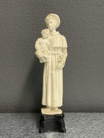 Antonius van Padua, 20 cm, kunsthars, (1)
