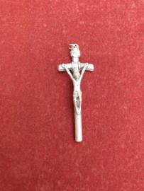 Kruisje, Paus Johannes Paulus II, 6 cm