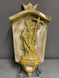 Odilia van Keulen, plaquette, 30 x 16 cm, aardewerk (8)