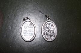 Katholiek, Ik ben-medaille 2 cm