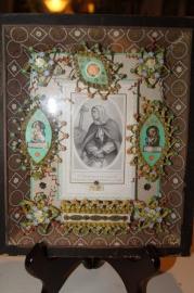 Besloten hofje Margareta van Cortona