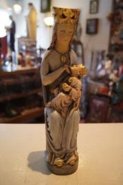 .Maria OLV van Halle Franse steen 24 cm